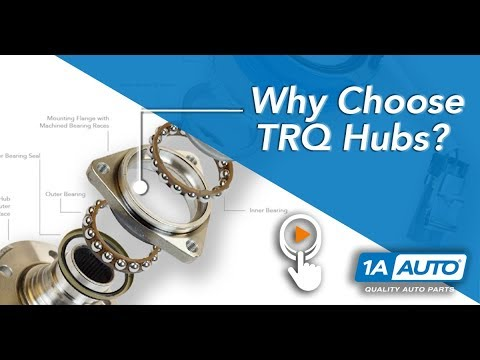 Why Choose TRQ Wheel Bearing and Hub Assemblies for Your Vehicle?