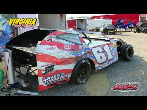 #61 Eric Hill - Day 1&2 - 9-15&16-17 Virginia Motor Speedway - In Car Camera