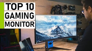 Top 10 Best Gaming Monitor | 4K | 240Hz | G-Sync