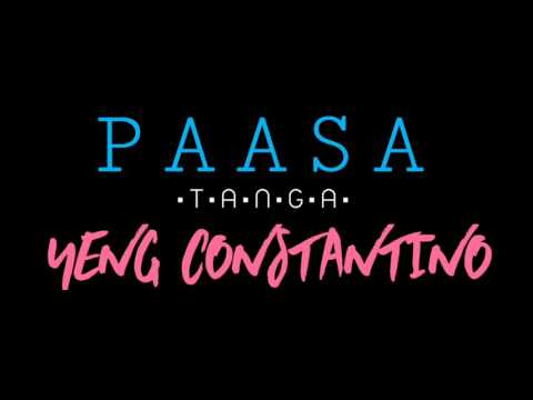 Paasa (T.A.N.G.A) - Yeng Constantino (Official Audio With Lyrics)