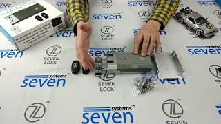 Обзор умного замка-невидимки SEVEN Lock SL-7709