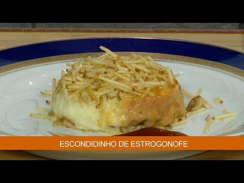 ESCONDIDINHO DE ESTROGONOFE