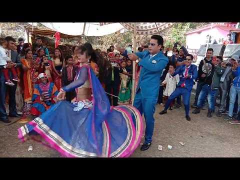 Ghume re tera ghagra.... Chaliya dance