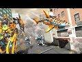 ► Transforming Robot Shark Robot transformation (Mizo Studio Inc) Robot Car Shark Water Gameplay Mp3