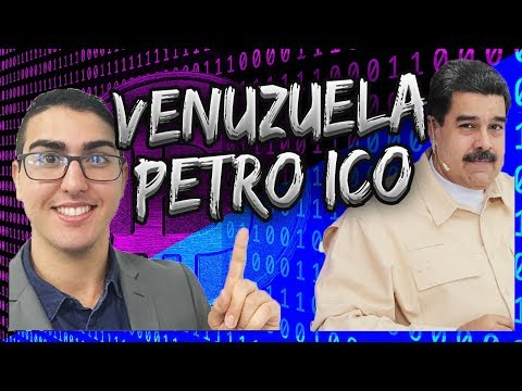 Venezuela New 'Petro' Cryptocurrency Backed by Oil and Gold!