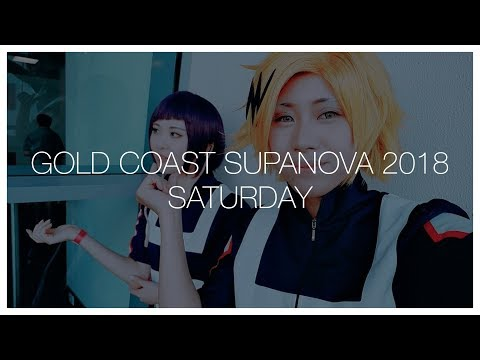 A Cosplayer's Typical Day at the Convention // Gold Coast Supanova Day 2