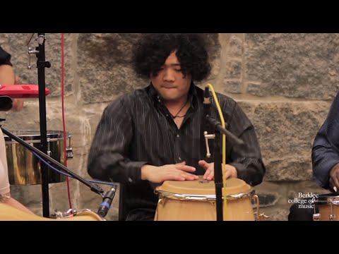 Berklee Batá Ensemble, Afro-Cuban Percussion Faculty & Students