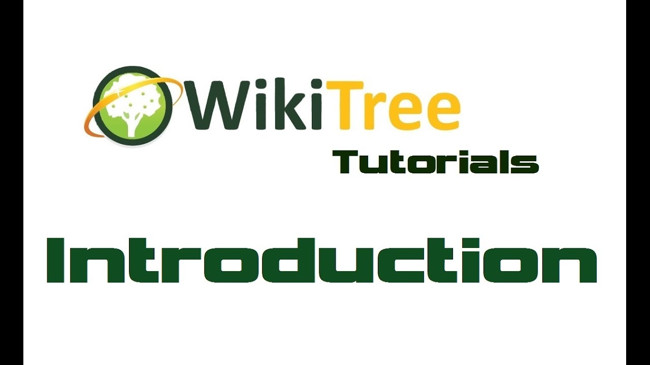 Genealogys Star: WikiTree -- Putting your family tree in an online Wiki