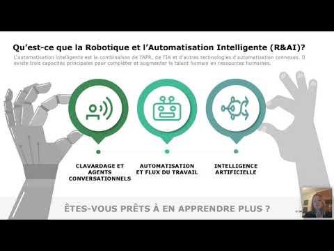 Webinaire – Propulser vos opérations RH, Talent et Paie grâce à l'automatisation
