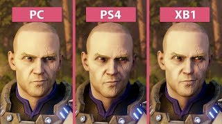 ELEX – PC vs. PS4 vs. Xbox One Graphics Comparison