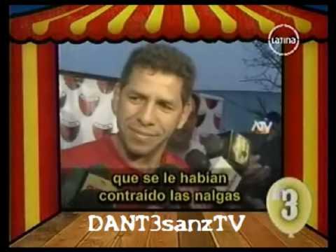 Jaime Bayly (HQ) Videos Humoristicos 7x7 ((11 Julio 2010))