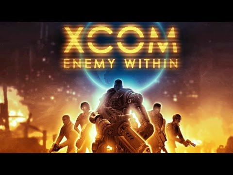 XCOM: Enemy Within – The Movie / All Cutscenes + Story Gameplay 【1080p HD】