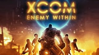 XCOM Enemy Within All Cutscenes (Game Movie) 1080p HD