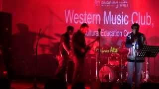 Ankhon Ke Sagar(Cover) | Live at IG HALL ,AMU | Shahzan Mujeeb