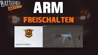 Battlefield Hardline // Operator-Syndikat // ARM-Unlock How-to[deutsch/german]