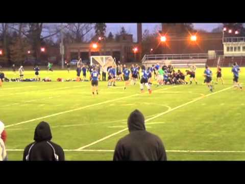 WNE Rugby vs. Springfield College
