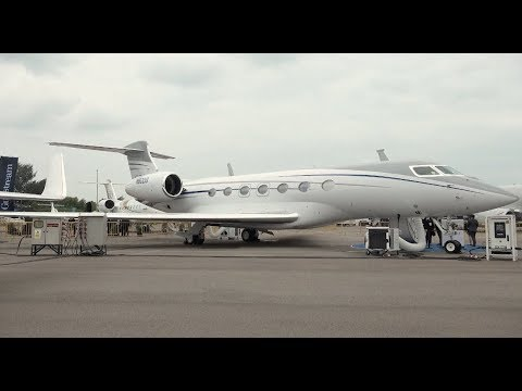 China's Business Jet Market Takes off