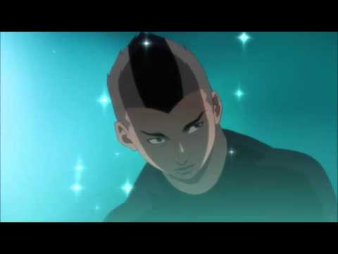 Starfires/ Beast Boys and Blue beetles Transformation/ Justice League vs Teen Titans