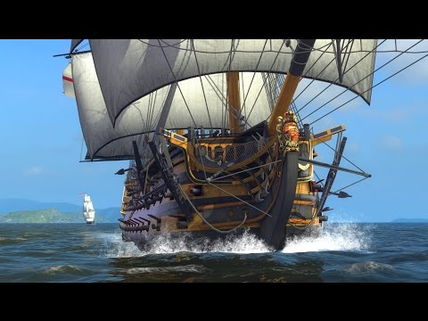 Naval Action Trailer