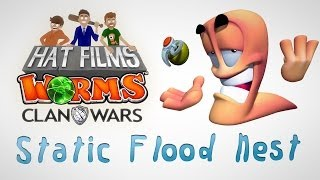 Worms Clan Wars - Static Flood Nest