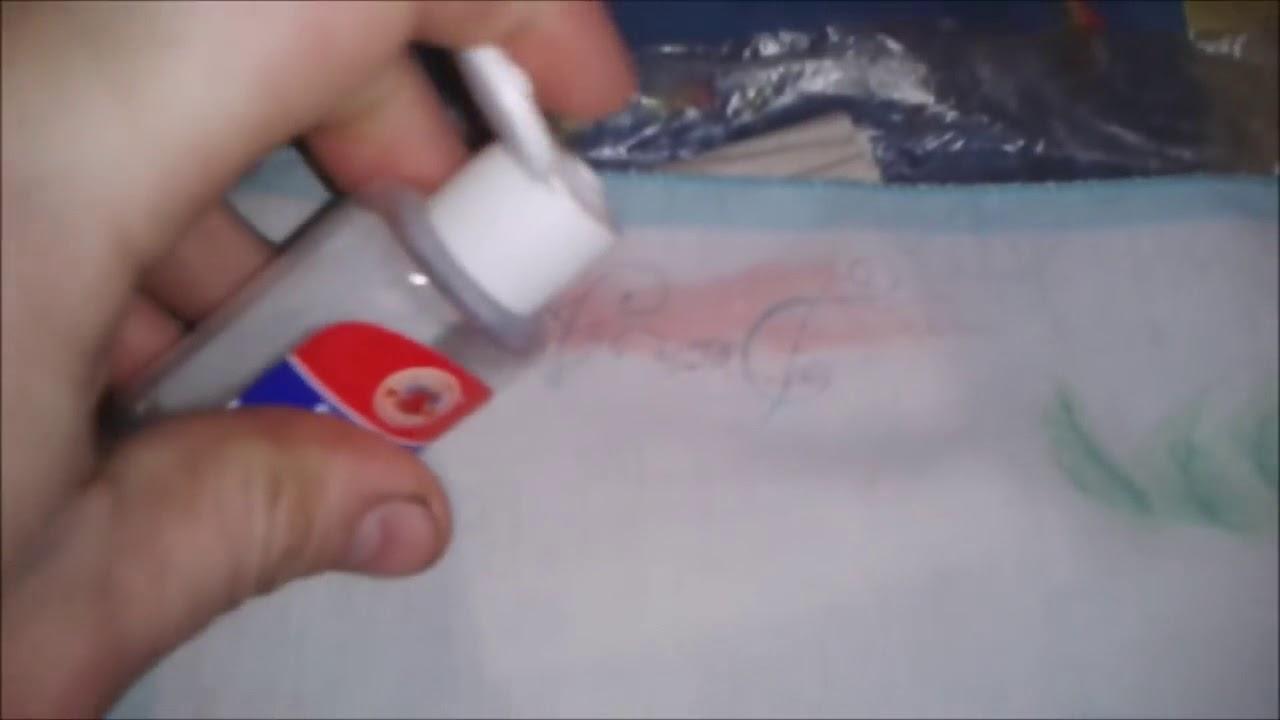 Как удалить пятно от лака на платье фото