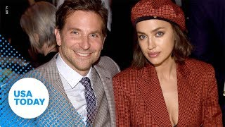Rumors swirl Irina Shayk and Bradley Cooper split after she's seen without ring | USA TODAY