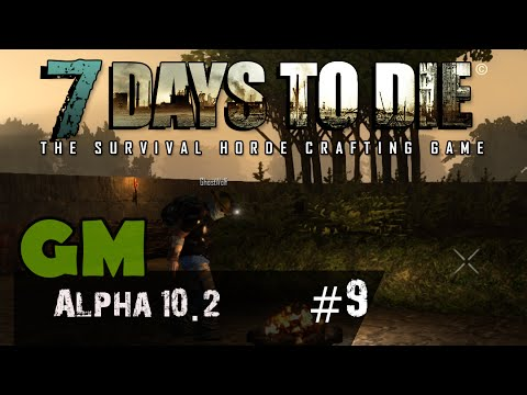 Days to die alpha 10 2 ep 9 starting the farm youtube