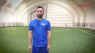 """Обзор футбольного манежа CitySport """"Комсомольская"""""""