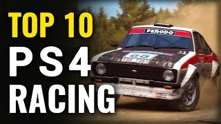 Download Top 10 Best PlayStation 4 Racing Games   PS4 Racing Mp3 and Videos
