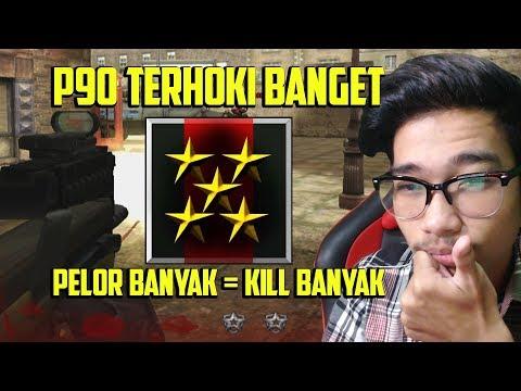 PELURU BANYAK = KILL BANYAK !! LAGI YAHUT BANGET INI P90 NYA - POINT BLANK GARENA INDONESIA