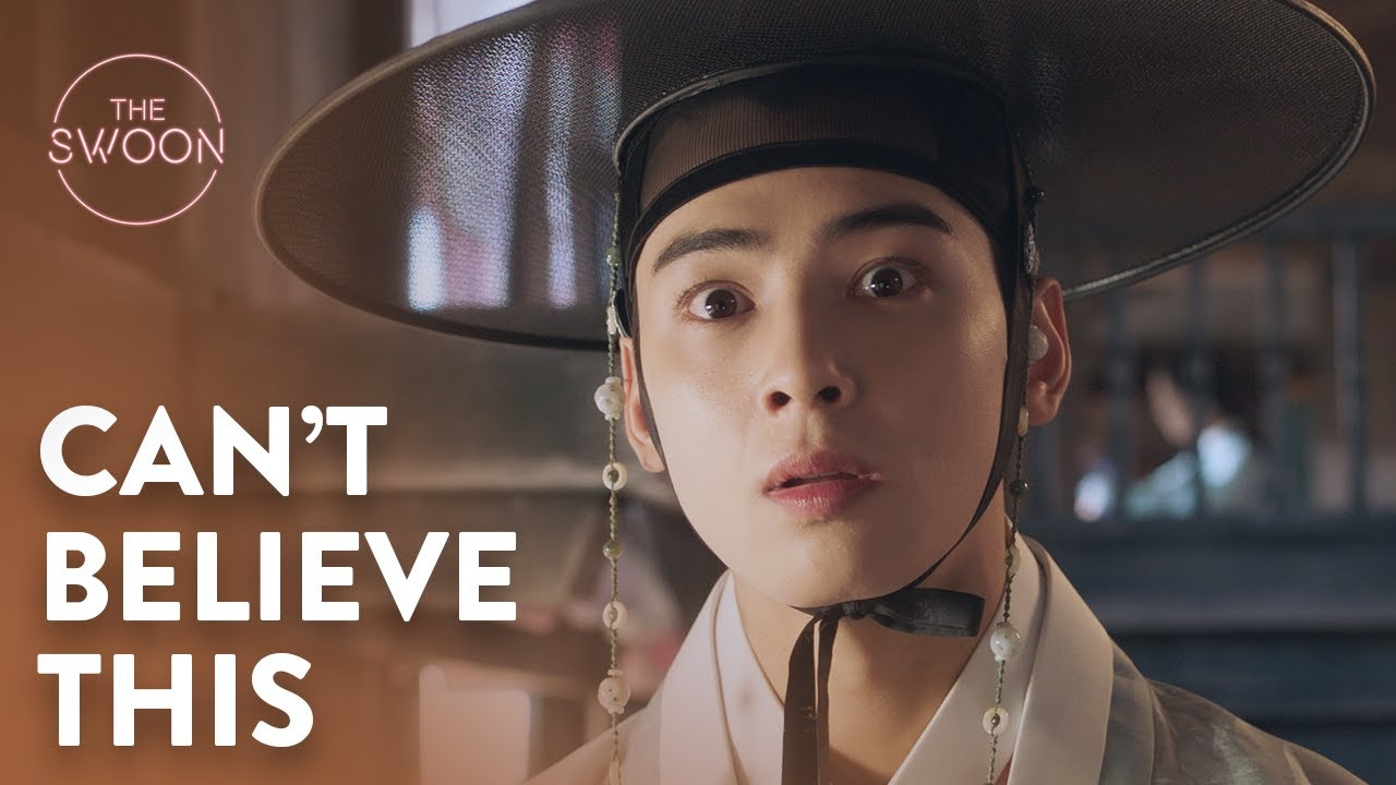 DOWNLOAD Shin Sae-kyeong teaches Cha Eun-woo some manners