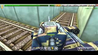 טנקי אונליין פרק 51 - ביקור במנהרות של החאמס