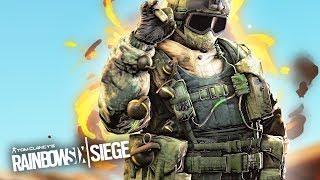 Rainbow Six Siege - Random & Funny Moments: #7 - Rainbow Six Siege Highlights