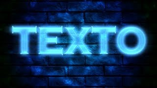 Efeito neon - photoshop cs6