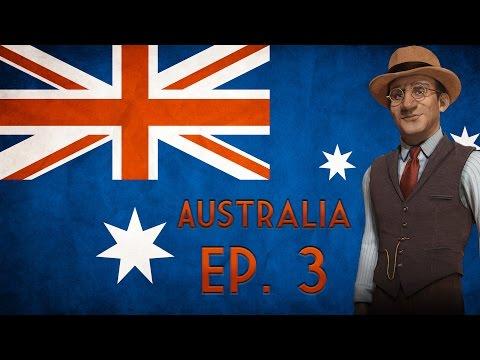 Civilization VI as Australia | Earth TSL |  Founding Our Religion - Ep. 3