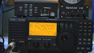 review of icom ic 718