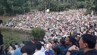 Singapore Symphony Orchestra at the Botanical Gardens