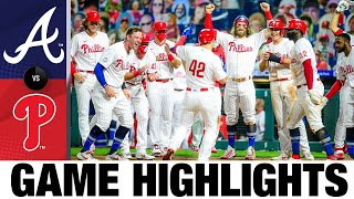 Scott Kingery's walk-off homer lifts Phils | Braves-Phillies Game Highlights 8/28/20