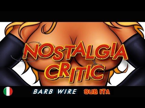 Nostalgia Critic - Barb Wire SUB ITA