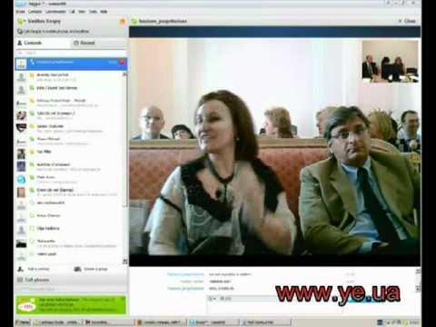 """Перша відеоконференція газети """"Є"""" (частина 2)"""