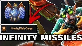 INFINITY MISSILES - TOP 1 CHINA Paparazi Plays Gyrocopter - Dota 2