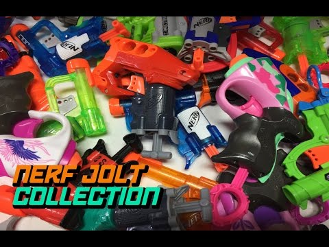 Nerf Jolt Collection (Nearly complete, let me know what I'm missing)