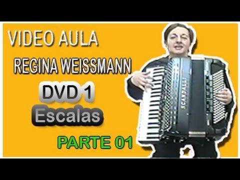 REGINA WESSMAN DVD 1 PARTE 01 DE 04/TRIBAIÃO