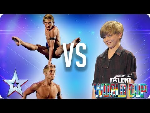 Spelbound vs Ronan Parke | Britain's Got Talent 2018