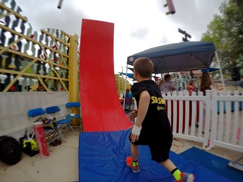 Kid's American Ninja Warrior
