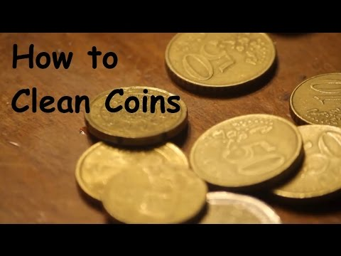 How to Clean Coins: The Right Way (Easy)