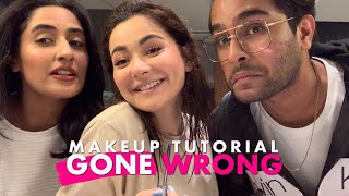 MAKEUP TUTORIAL GONE WRONG! | HANIA | VLOG 4