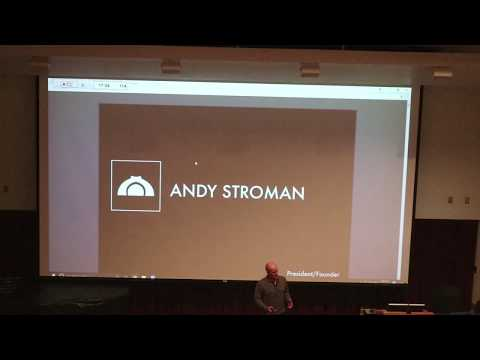 Andy Stroman- Founder of Camp Saver