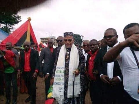 Nnamdi Kanu Dec. 22 2018
