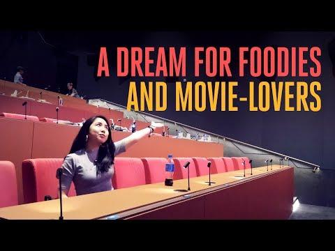 Dine In Cinema At Reel Cinemas Dubai | Nya Carlos